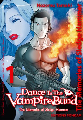 Dance in the Vampire Bund – Sledge Hammer