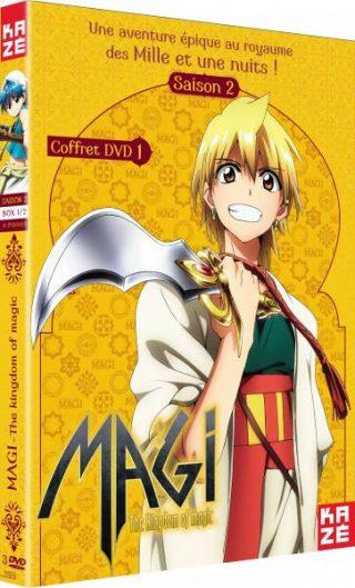 Magi – The Kingdom of Magic