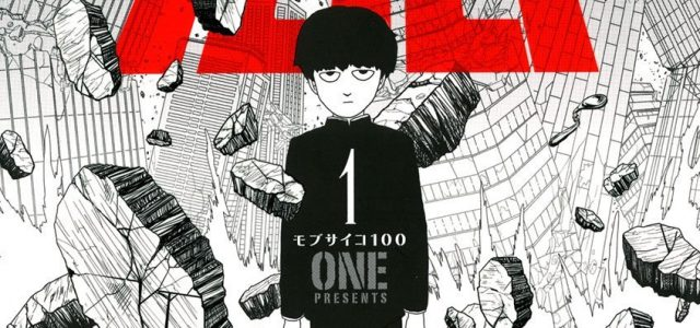 Mob Psycho 100 arrive chez Kurokawa