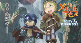 Le manga Made in Abyss adapté en anime
