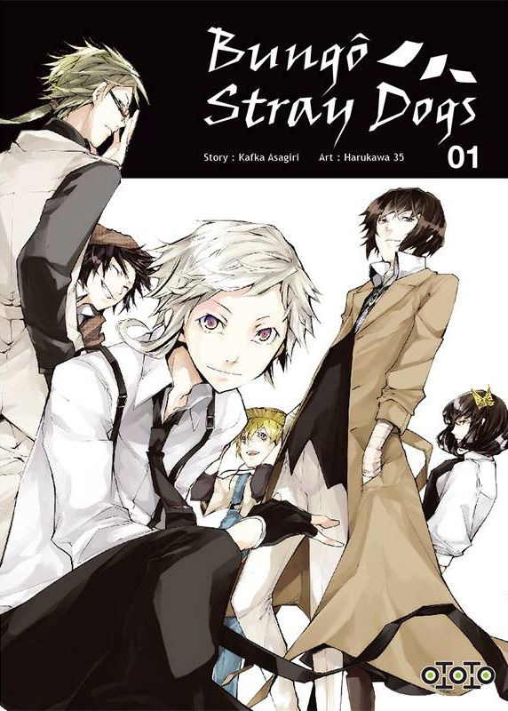 Bungô Stray Dogs T1