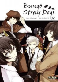 Bungô Stray Dogs T2