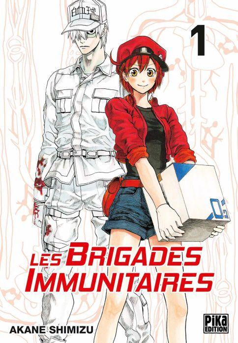 Les Brigades Immunitaires T1