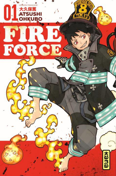 Fire Force T1