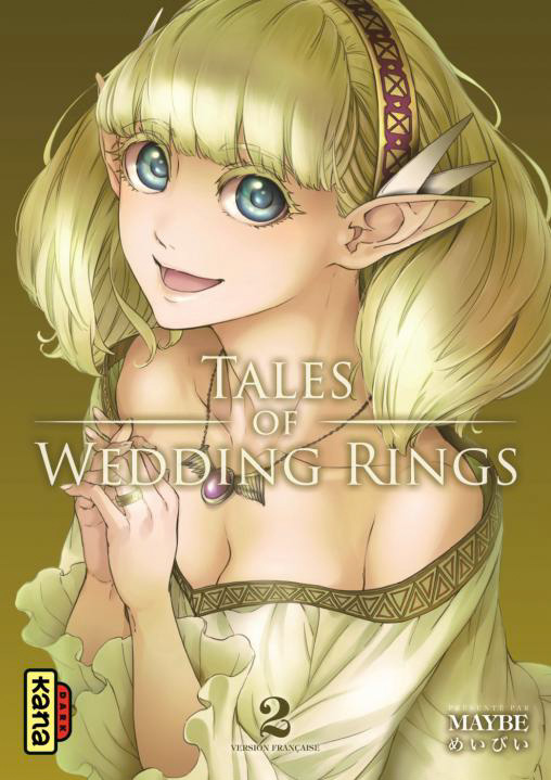 Tales of Wedding Rings T2