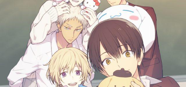 L'anime Sanrio Danshi, annoncé