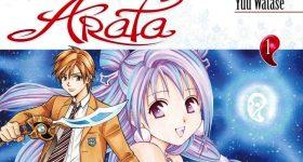 Des nouvelles de Yû Watase concernant Arata