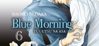 Blue Morning se termine