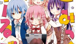 Le manga Comic Girls adapté en anime
