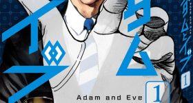 Adam et Ève chez Kazé Manga