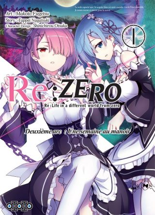 Re:Zero – Deuxième Arc : Une semaine au manoir