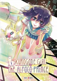 Kurogane Girl & the Alpaca Prince