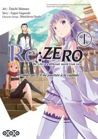 Re:Zero – Premier arc : Une journée à la capitale