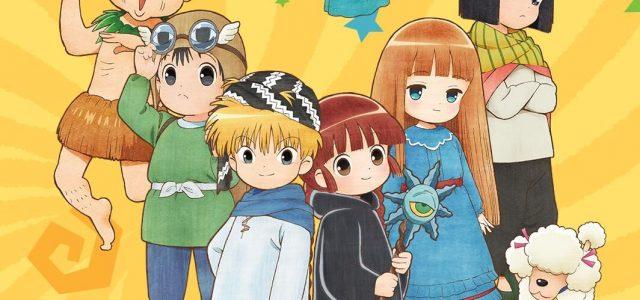 L'anime Crunchyroll du mois de septembre 2017