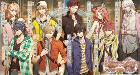 L'anime Library Cross Infinite annoncé
