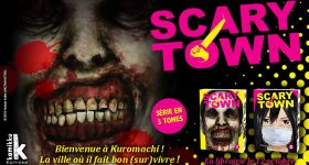 Komikku nous embarque à Scary Town
