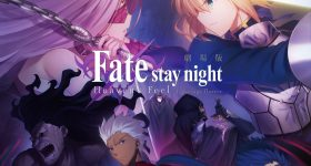 Film Fate/stay night: Heaven's Feel Partie 1