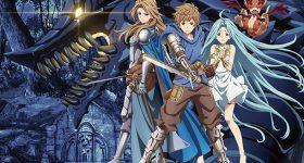 Nouvel anime pour Granblue Fantasy