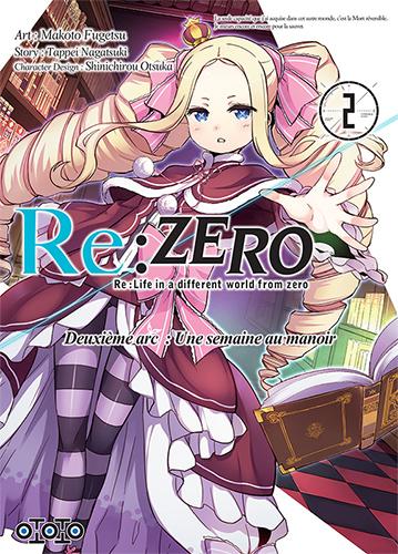 Re:Zero – Deuxième Arc : Une semaine au manoir T2