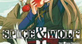 Fin pour la manga Spice & Wolf