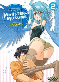 Couverture monster musume 2