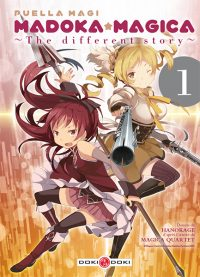 Puella Magi Madoka Magica – The Different Story