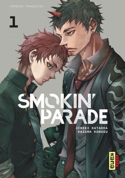 couverture smokin parade 1