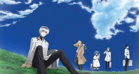 Tokyo Ghoul:Re adapté en anime