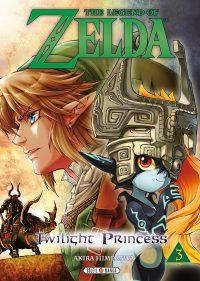 The Legend of Zelda - Twilight Princess T3