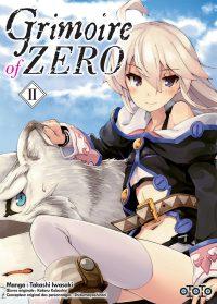 Grimoire of Zero T2