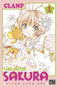 Card Captor Sakura – Clear Card Arc