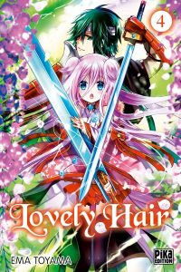Lovely Hair Vol.4