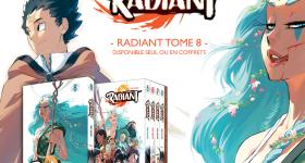 Un second coffret pour Radiant