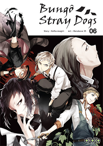 Bungô Stray Dogs T6