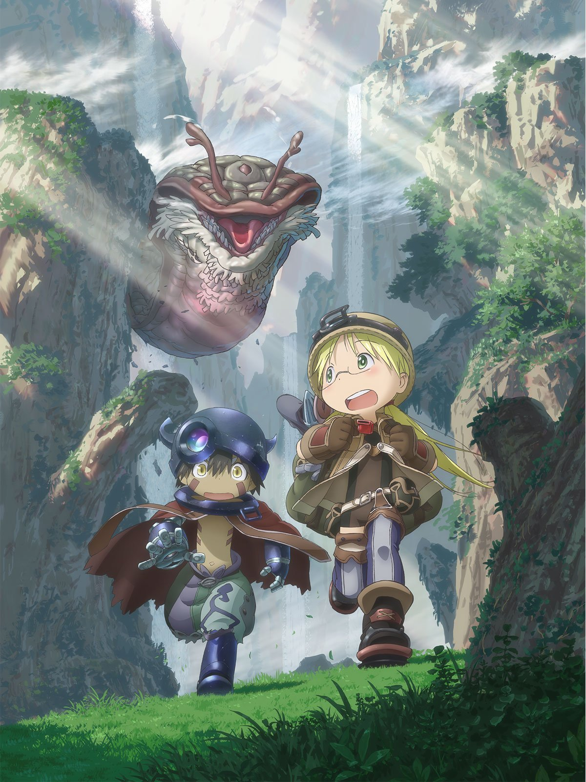 Visuel Made in Abyss