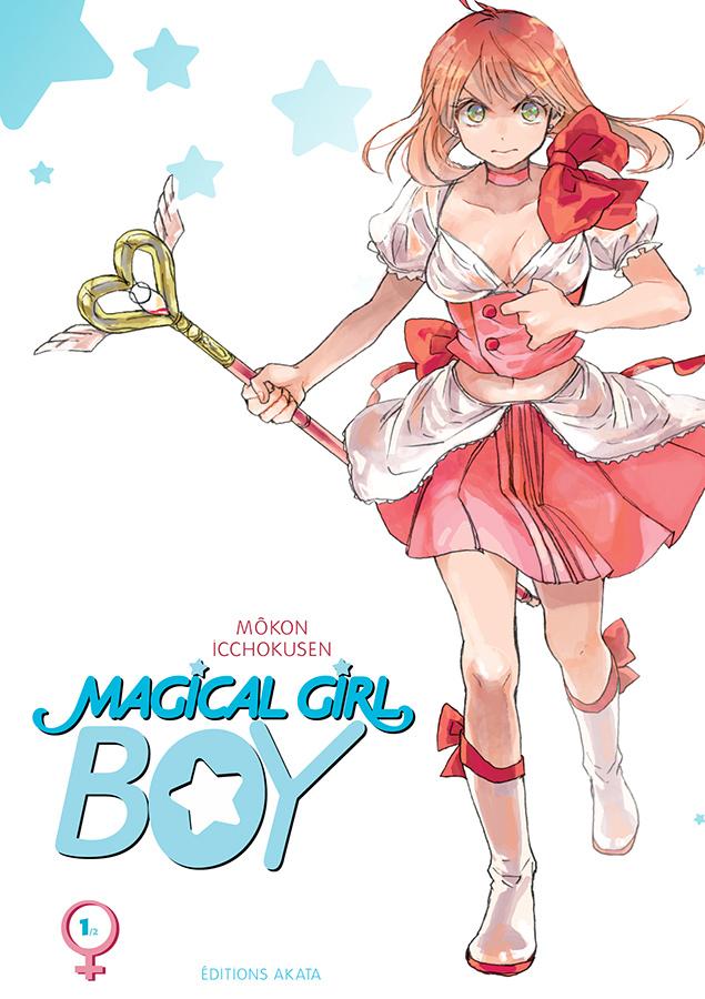 Couverture Magical Girl Boy 1