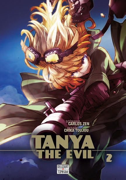 Tanya the Evil T2
