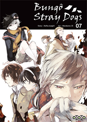 Bungô Stray Dogs T7