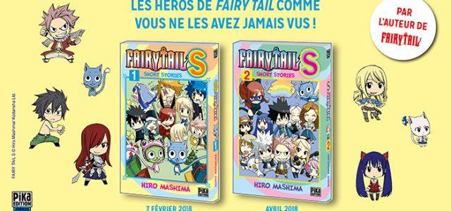Des histoires courtes pour Fairy Tail