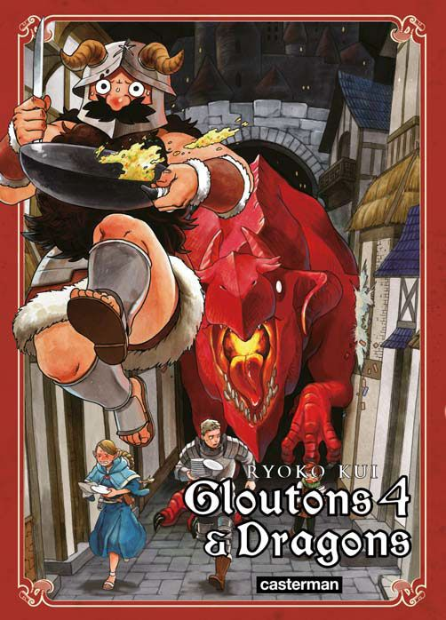 Gloutons & Dragons T4