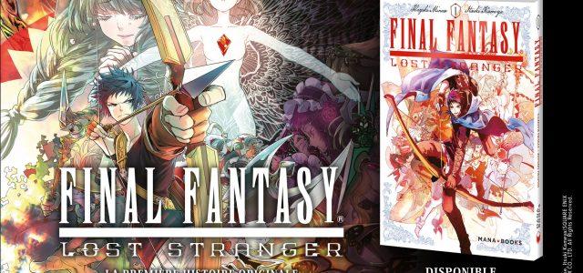 Final Fantasy Lost Stranger annoncé chez Mana Books