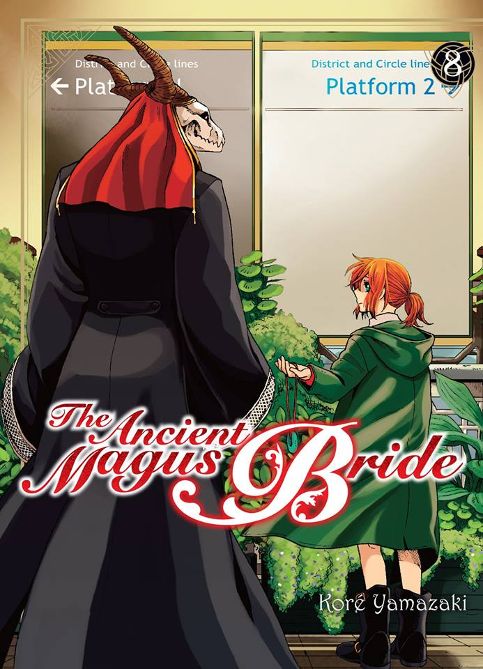 The Ancient Magus Bride T8
