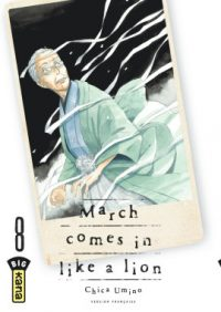March comes in like a lion T8