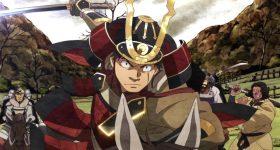 Le manga Angolmois: Genkou Kassenki adapté en anime