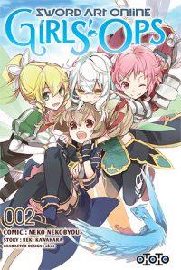 Sword Art Online - Girls' Ops T2