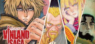 Le manga Vinland Saga adapté en anime