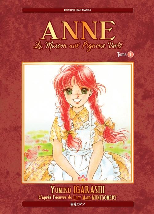 Anne et la maison aux pignons verts Vol.1