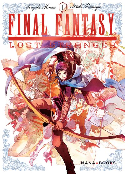 Final Fantasy - Lost Stranger T1