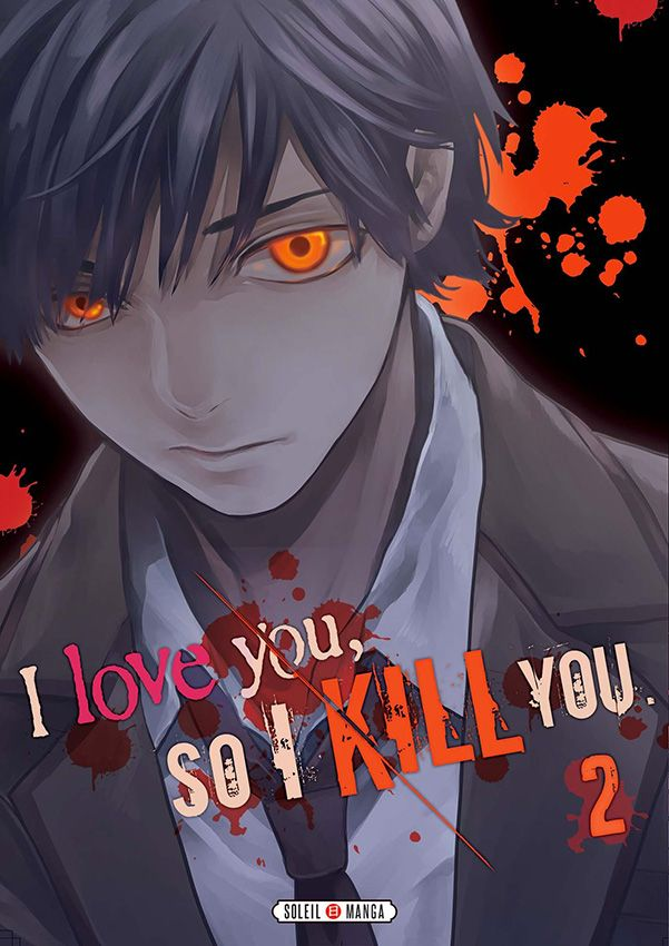 I love you so I kill you T2