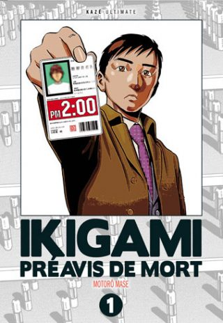 Ikigami – Préavis de mort